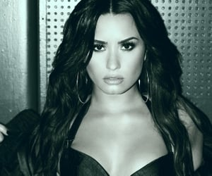 demi lovato, lovatics, and edit image
