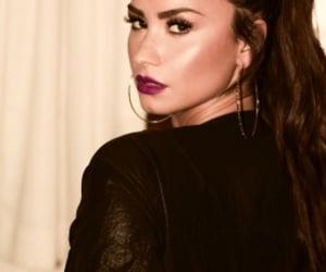 beautiful, gorgeous, and demi lovato image
