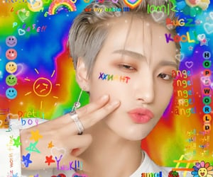 cyber, gay, and icon image