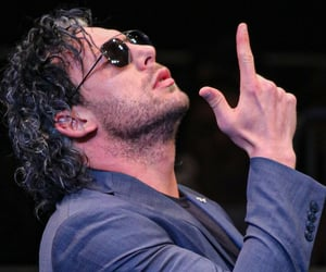 aew and kenny omega image