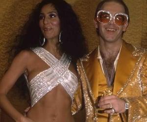 70s, actress, and elton john image