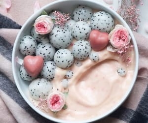 smoothie bowl, bowl, and food image