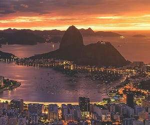brazil, city, and landscape image
