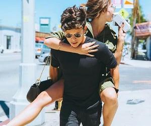 couple, passion, and rudy mancuso image