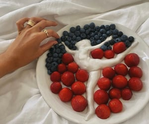 food, style, and fruit image