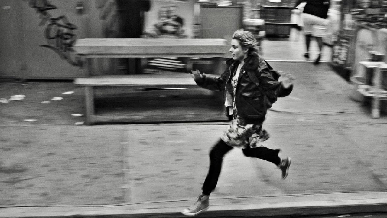 article, movie, and frances ha image