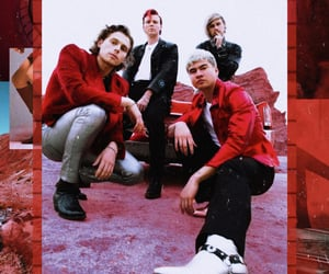 desert, red, and 5sos image