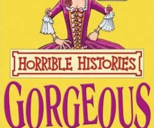 book, books, and horrible histories image