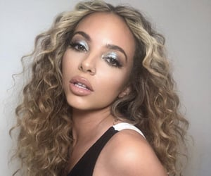2020, blonde, and jade thirlwall image