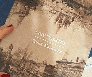 anna karenina, literatura, and ️livros image