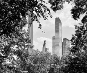 architecture, new york, and art image