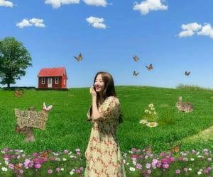 garden, bona, and cosmic girls image