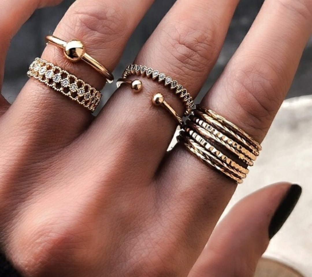 accesories, jewelry, and fashion image