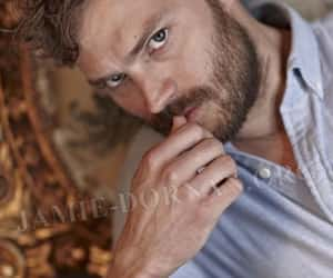 celebrities, handsome, and Jamie Dornan image