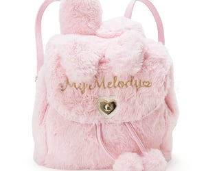 fluffy, aesthetic, and bag image