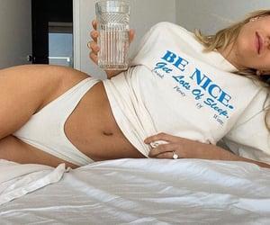 be nice, pajamas, and weheartit image