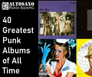 bikini kill, black flag, and blink-182 image