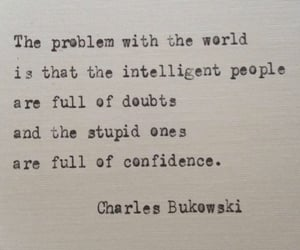 charles bukowski, quotes, and world image