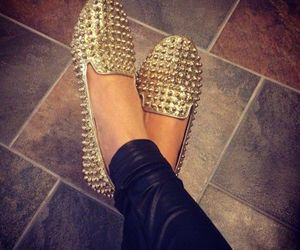 shoes and studs image