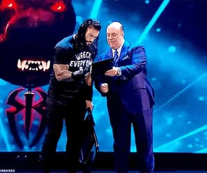 cool, gif, and roman reigns image