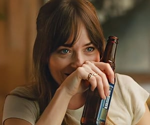 dakota johnson and fifty shades of grey image