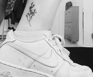 flower tattoo, tattoo, and small tattoo ideas image