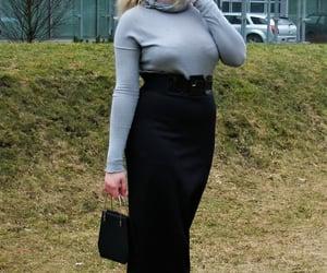 fashion, moda, and stylizacja image