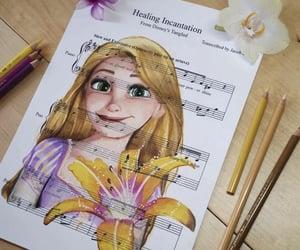 beautiful, blondie, and disney image