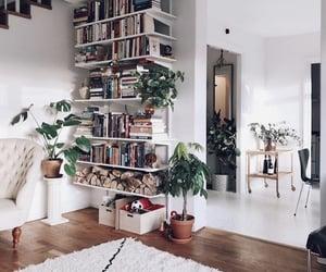 architecture, books, and bookshelf image
