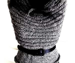 etsy, hand knit sweater, and sleeveless sweater image