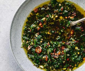 garlic, herb, and parsley image