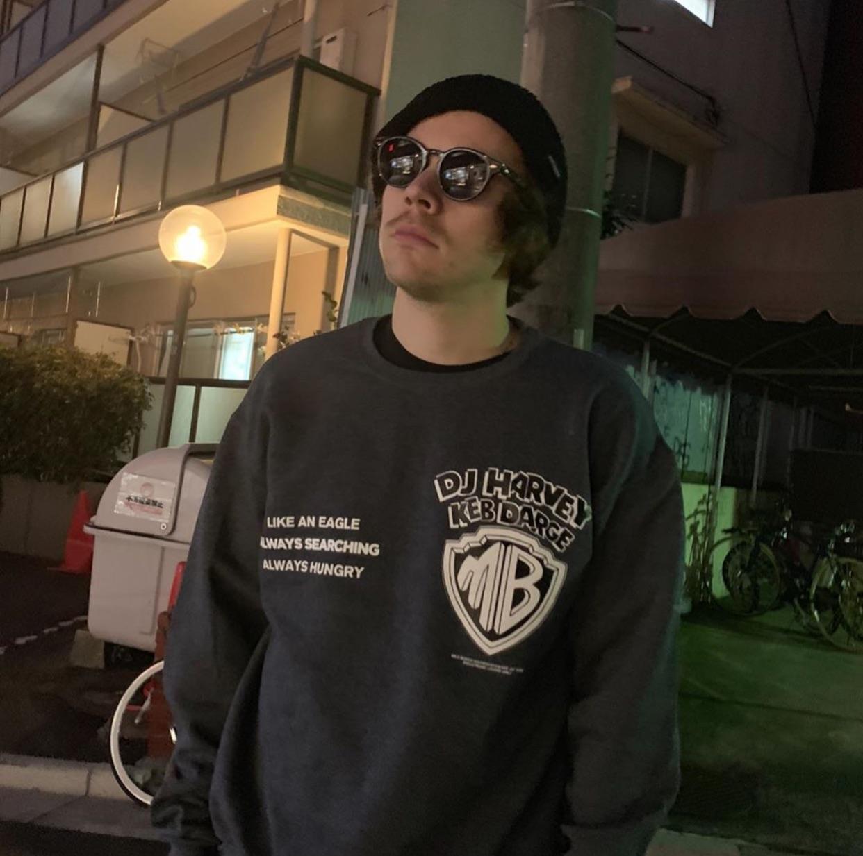 Japan Harry Best Harry On We Heart It