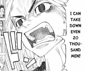 manga, manga cap, and toman image