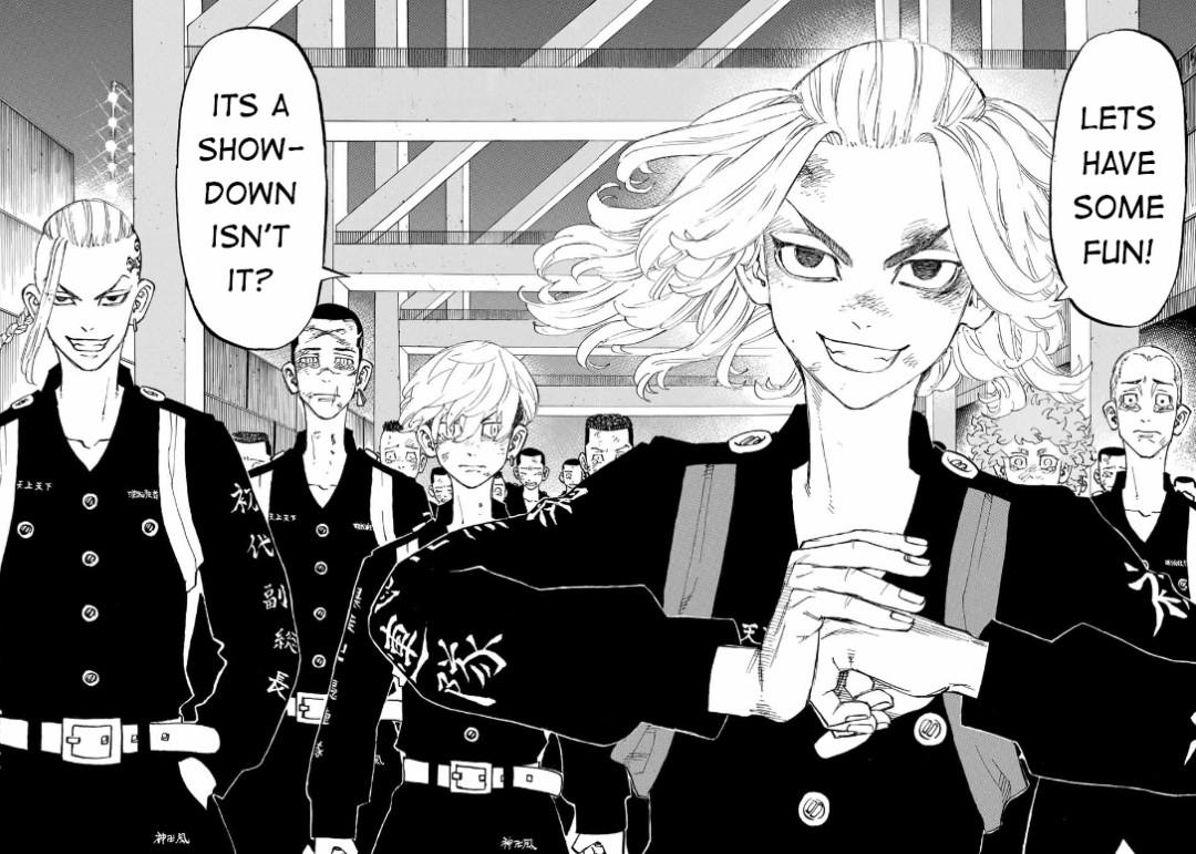 alt, ryuuguji ken, and tokyo manji revengers image