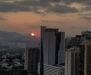 brasil, sao paulo, and sunset image