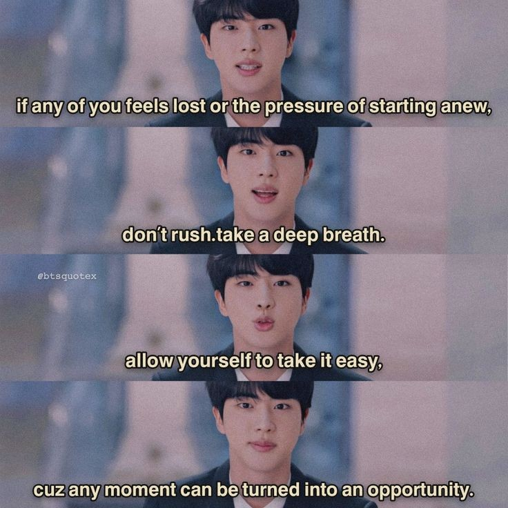 jin, quotes, and worldwide handsome image