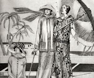 1923 and 1920s fashion image