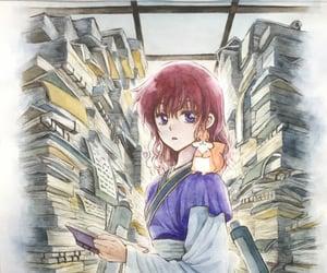 manga, yona, and ao image
