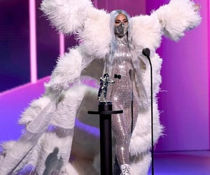 Lady gaga and vma image