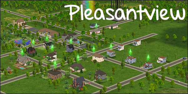 pleasantview, sims, and the sims 2 image