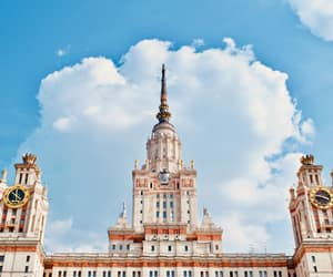 moscow, russia, and university image