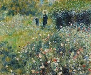 art, Renoir, and painting image