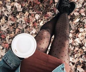 fall, fashion, and autumn image