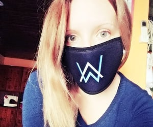 electronic music, music, and alan walker image