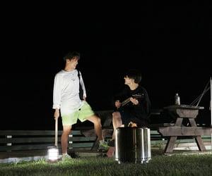 jung hoseok, jeon jungkook, and in the soop image
