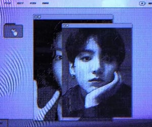 bts, jungkook, and cyber image