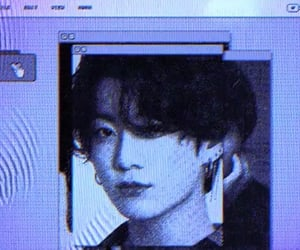 bts, jungkook, and webcore image
