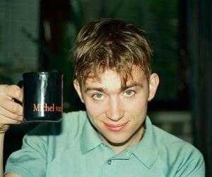 blur, damon albarn, and 90s image