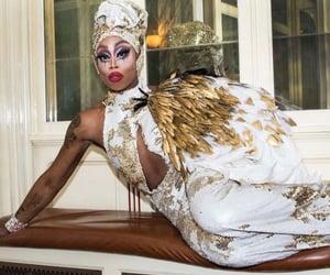 art, glamour, and makeup image
