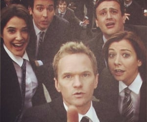 how i met your mother and series image